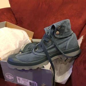 Palladium men's boots NEW w/BOX! Never been worn!